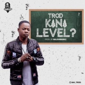TROD - Kini Level (Prod By MajorBangz)